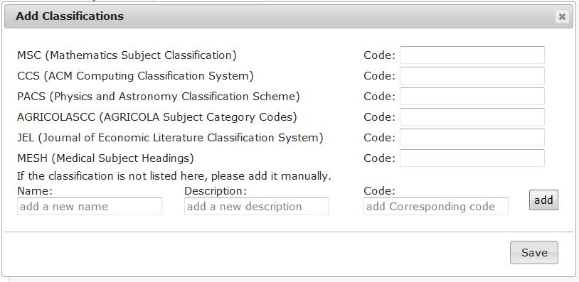add-classifications-details